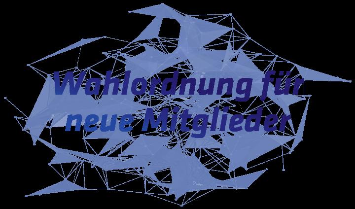 Bild Text Netzwerk Wahlordnung Mitglieder