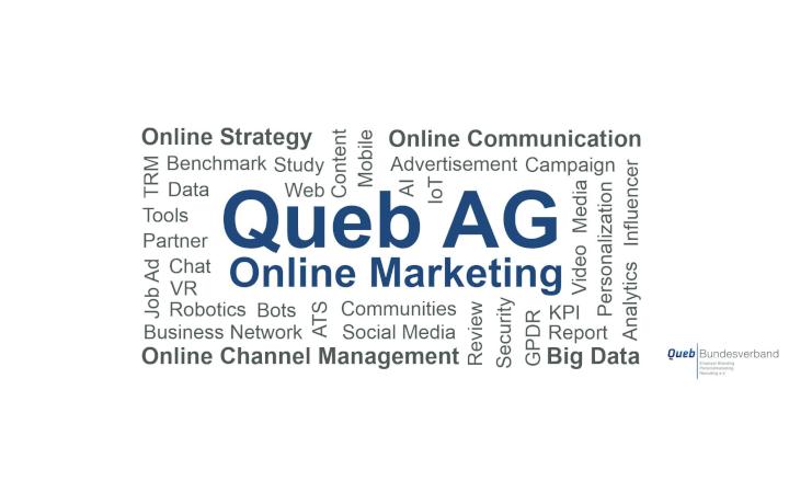 Queb Arbeitsgruppe Online Marketing: Unternehmen brauchen Austausch