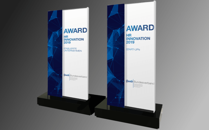 Queb HR Innovation Awards 2019: Die Shortlist