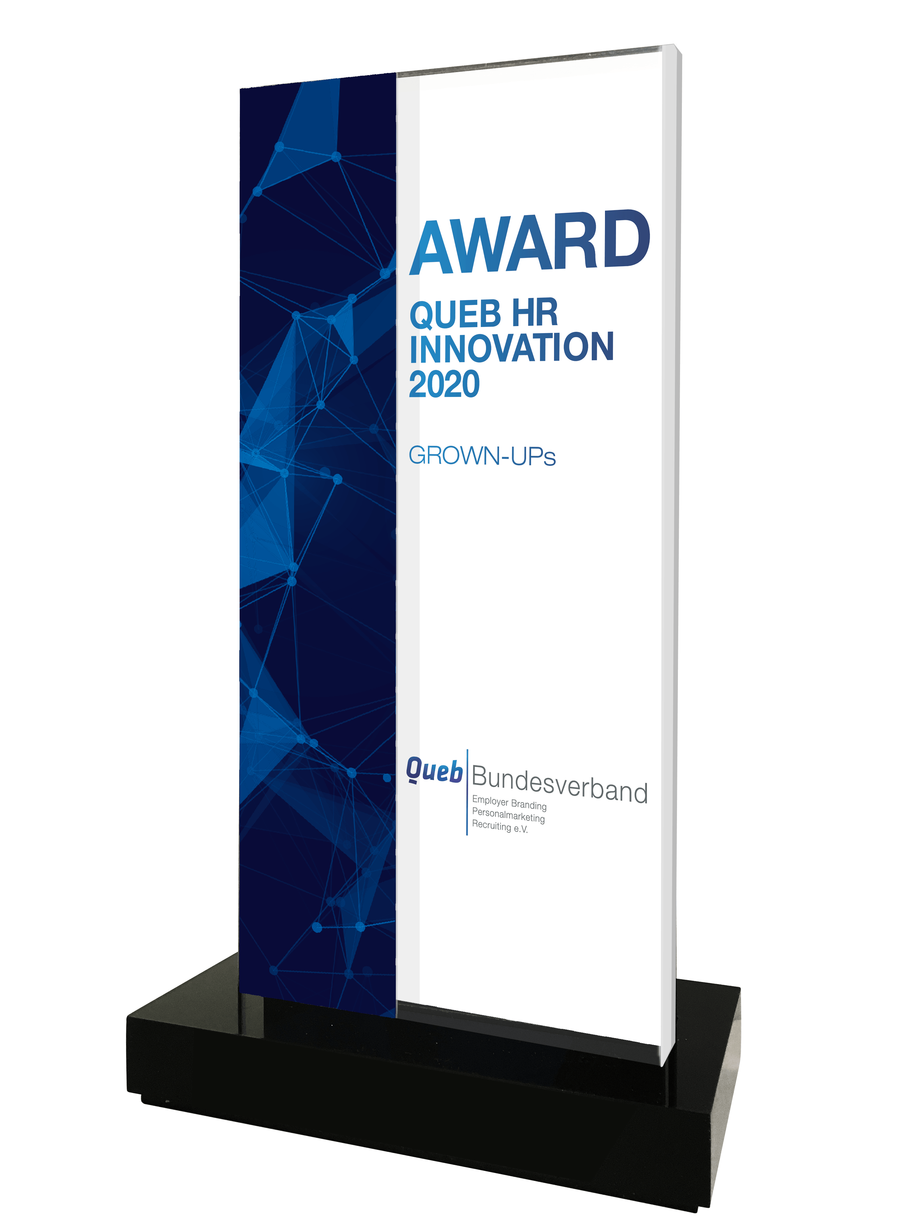 Queb HR Innovation Awards: Grown-UPs