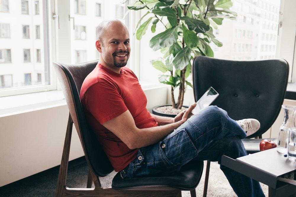 HR Küchenparty – Interview mit Robindro Ullah zum Trendence Festival