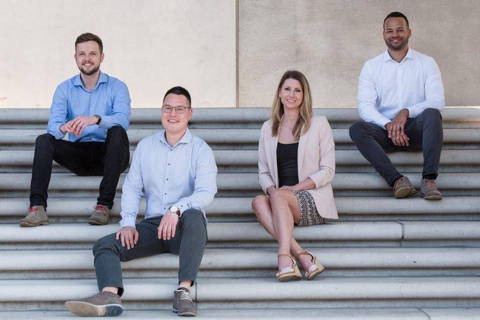 """verlingo hat den """"HR Innovation Award 2019″ für Startups gewonnen. Wir sprechen mit Stephan Akrong über das Projekt."""