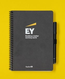 Nachhaltiges Recruiting: EY denkt Recruiting-Broschüre neu Cover