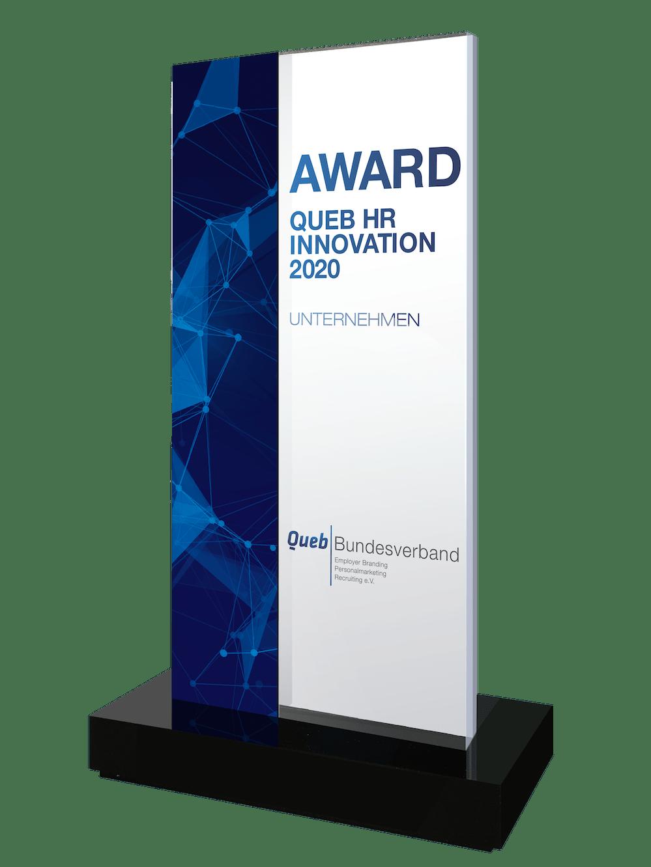Queb Award Unternehmen 202