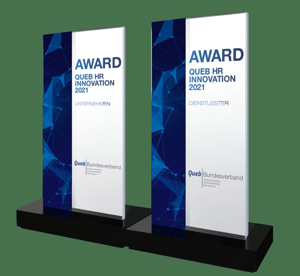 Queb HR Innovation Awards 2021: Die 6 Shortlister stehen fest