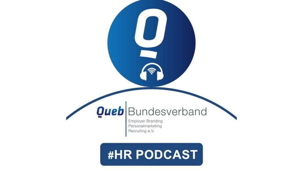 Queb Podcast #24 mit Ute Neher (Head of Global Talent Acquisition Telekom) über 1 Jahr Corona