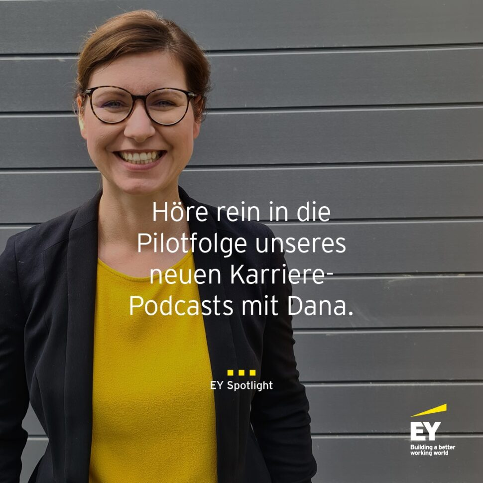 Employer Branding Podcast: EY Careers Spotlight