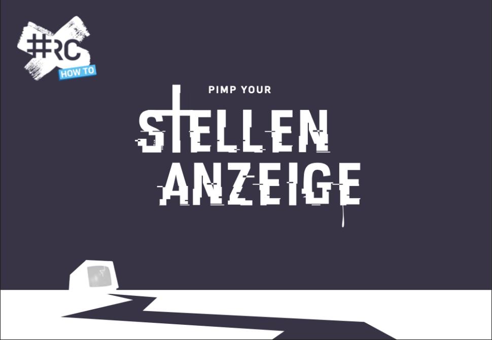 How to pimp your Stellenanzeige