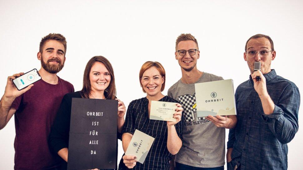 Interview Alex Grossmann zu Ohrbeit und Jobcasts, wie sie funktionieren und welche Vorteile sie für Unternehmen und Kandidaten bieten